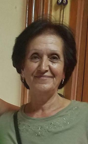 Leila's sister, Julia.