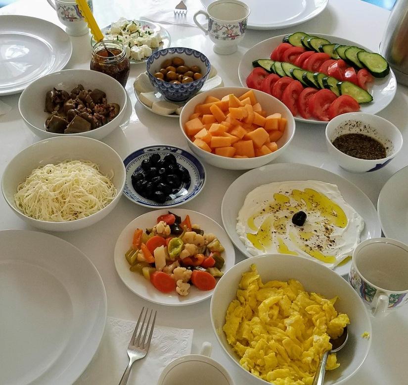 leila's syrian breakfast